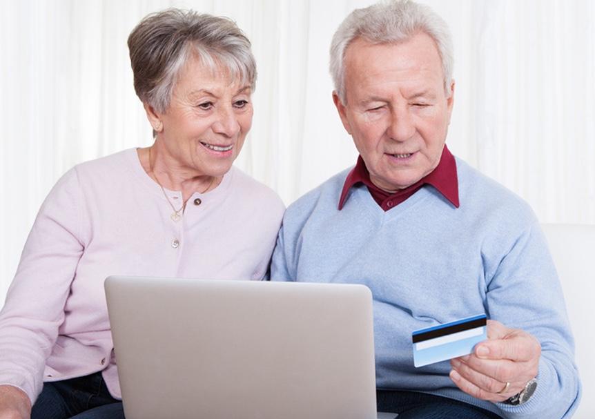 Госуслуги заявление на пенсию