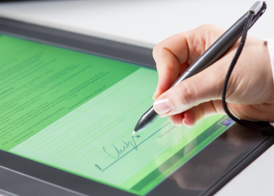 Получение электронной подписи МФЦ