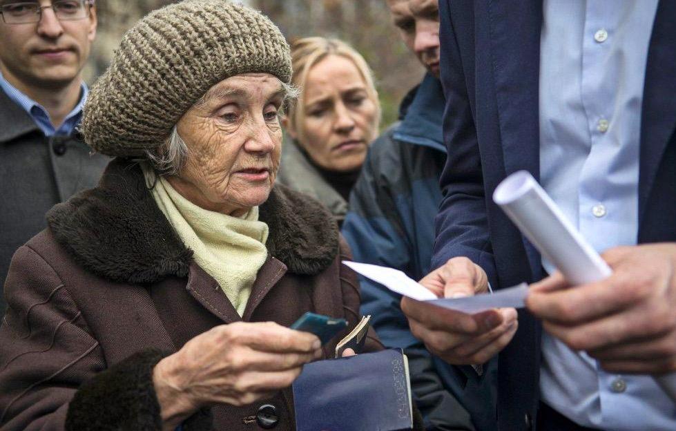 Россия пособие беженцам