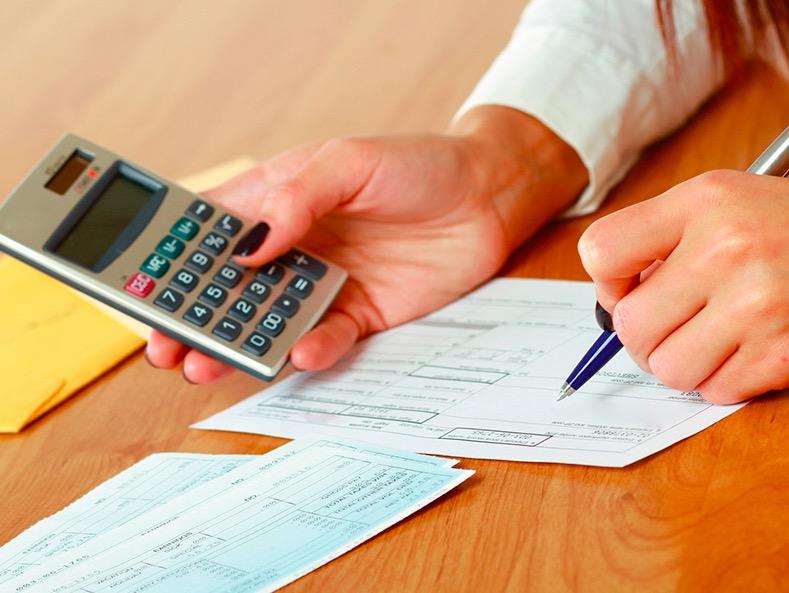 Пеня за неуплату налогов физическим лицом